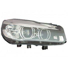Phare avant droit LED avec moteur électrique marque AL pour BMW série 2 F45 / F46 version Tourer depuis sept 2014