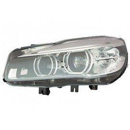 Phare avant gauche LED avec moteur électrique marque AL pour BMW série 2 F45 / F46 version Tourer depuis sept 2014