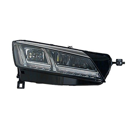 Phare double avant droit LED matrix avec clignoteur transparent pour Audi TT depuis juillet 2014