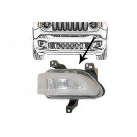 Feu éclairage jour gauche pour Jeep Renegade depuis juillet 2014