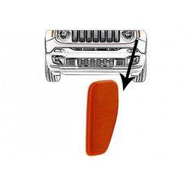 Feu lateral gauche pour Jeep Renegade (depuis 07/2014)