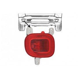 Anti brouillard arrière gauche pour Jeep Renegade (depuis 07/2014)