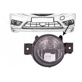 Feu anti brouillard gauche pour Nissan Note E12 (depuis 2013)