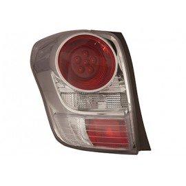Feu arrière gauche sans partie électrique pour Toyota Verso (04/2009 - 2012)