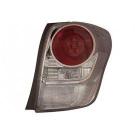 Feu arrière droit sans partie électrique pour Toyota Verso (04/2009 - 2012)