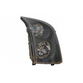 Phare double avant droit H7+H7 avec réglage électrique pour Volkswagen Crafter (depuis 05/2013)
