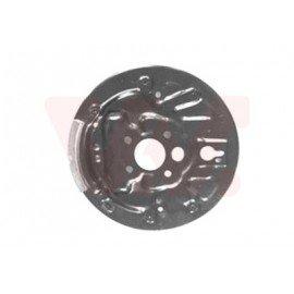 Protection disque de frein arrière gauche (pour frein à tambour) pour Skoda Octavia (1997 - 2004)