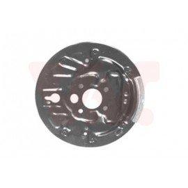 Protection disque de frein arrière droit (pour frein à tambour) pour Skoda Octavia (1997 - 2004)