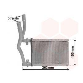 Radiateur chauffage pour Suzuki SX4 (2006 - 2013)