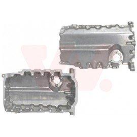 Carter d'huile en aluminium pour Audi A1 depuis 12/2014