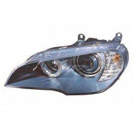 Phare gauche H7+H1 incl. Moteur pour BMW X5 E70 de 2007-2010
