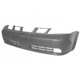 pare-chocs plastique noir pour Daewoo-Chevrolet Nubira avant février 2005
