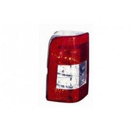 Feu arrière droit complet ( hayon ) pour Citroen Berlingo de 2006 à 2009