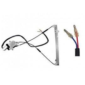 Lève-glace électrique avec Moteur, Porte gauche pour Citroen Saxo modèle 3 portes