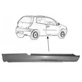 Bas de caisse droit pour Fiat Punto modèle 3 portes