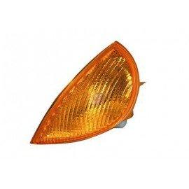 Feu de direction gauche orange complet pour Fiat Seicento d'avant novembre 2000