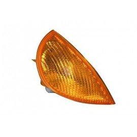 Feu de direction droit orange complet pour Fiat Seicento d'avant novembre 2000