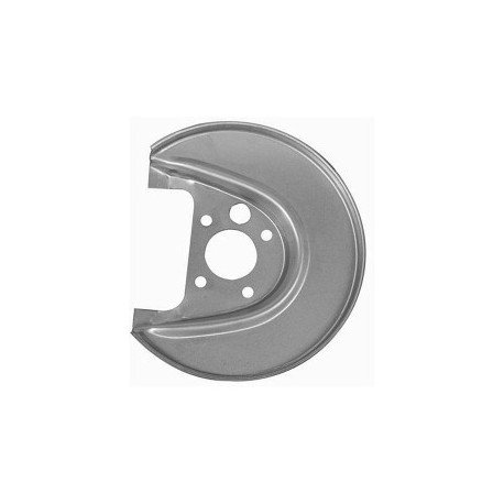 protection disque de freins arri re droit pour audi a3 carrossauto. Black Bedroom Furniture Sets. Home Design Ideas