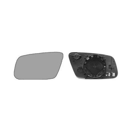 Miroir de r troviseur gauche chauffant pour audi a3 d for Miroir pour retroviseur