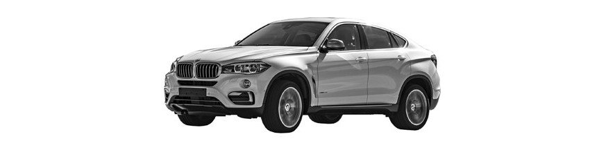 Pièces carrosserie BMW X6