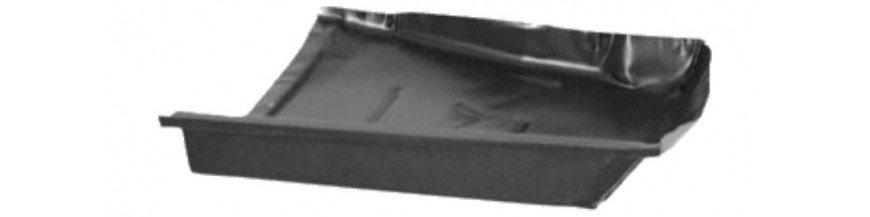 Pièces carrosserie Tôles et plancher