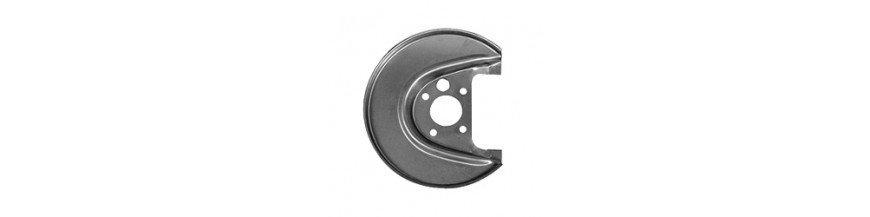 Pièces carrosserie Pièces auto Protections disques de frein