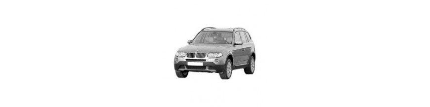 Pièces carrosserie BMW X3