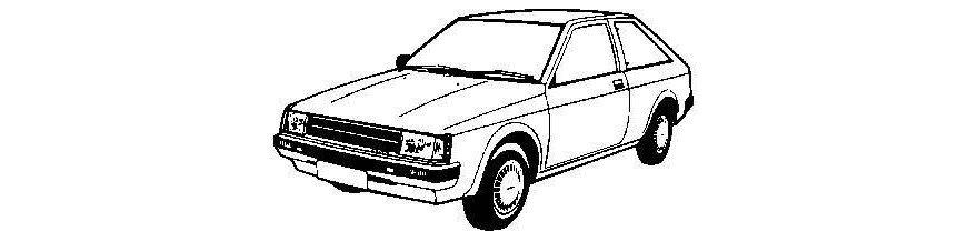 Pièces carrosserie NISSAN CHERRY