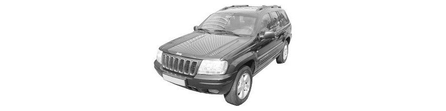 Pièces carrosserie JEEP GRAND-CHEROKEE