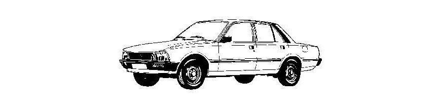 Pièces carrosserie PEUGEOT 505