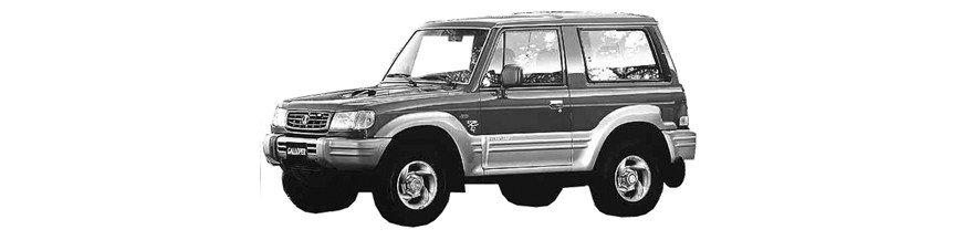 Pièces carrosserie HYUNDAI GALLOPER