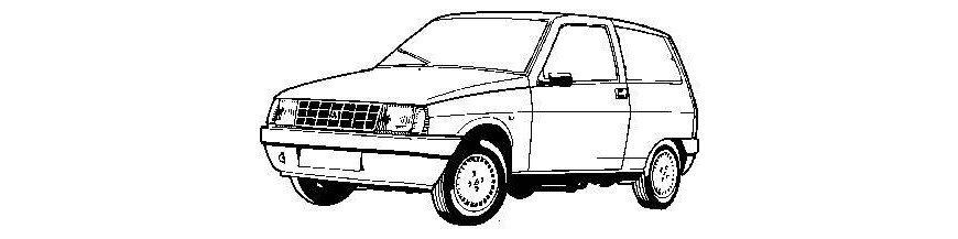 Pièces carrosserie LANCIA Y10